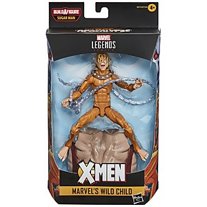 Hasbro Marvel Legends Marvel's Wild Child X-Men: Age of Apocalypse Figure