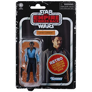 Hasbro Star Wars Retro Collection Lando Calrissian Toy Action Figure