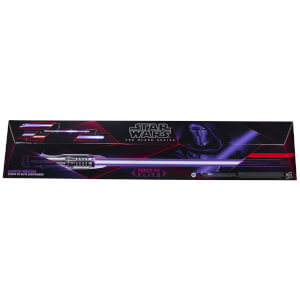 Sable Láser Force FX de Darth Revan - Star Wars The Black Series