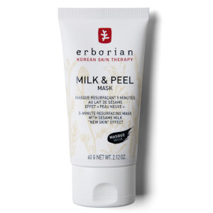 Erborian Milk and Peel Resurfacing Mask