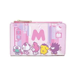 Loungefly Sanrio Hello Kitty Kawaii Aop Flap Wallet
