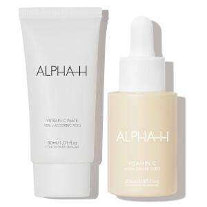 Alpha-H Vitamin C Serum and Moisturiser
