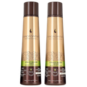 Macadamia Ultra Rich Shampoo and Conditioner
