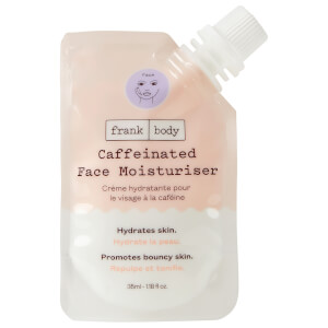 Frank Body Caffeinated Face Moisturiser Pouch 35ml