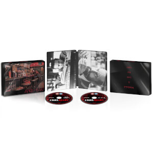 Exclusivité Zavvi : Steelbook Angel Heart - 4K Ultra HD (Blu-ray 2D Inclus)