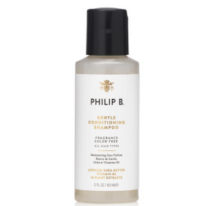 Philip B Gentle Conditioning Shampoo 60ml