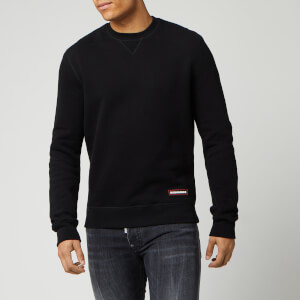 Dsquared2 Men's Crewneck Sweatshirt - Black