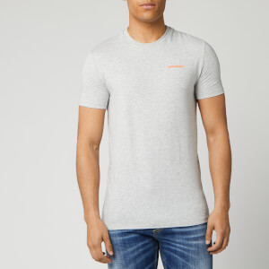 Dsquared2 Men's Neon Logo T-Shirt - Grey
