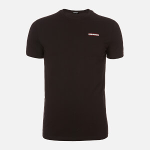Dsquared2 Men's Main Logo T-Shirt - Black