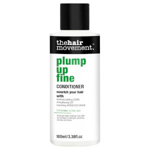 The Hair Movement Plump Up Fine Conditioner 100ml