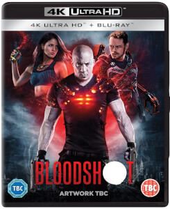 Bloodshot 4K + Blu-ray 2D
