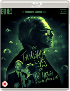 The Thousand Eyes of Dr. Mabuse (Masters of Cinema)