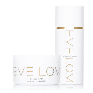 Eve Lom Cleanse & Repair Bundle (Worth £100.00)