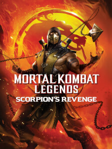 Mortal Kombat Legends: Scorpion's Revenge - Limited Edition Steelbook