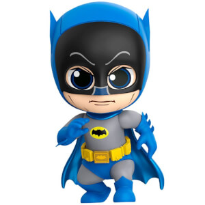 Hot Toys Batman 1966 Cosbaby Mini Figure Batman 11 cm