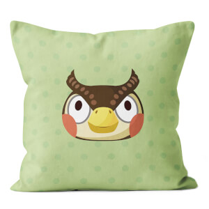 Animal Crossing Blathers Cushion