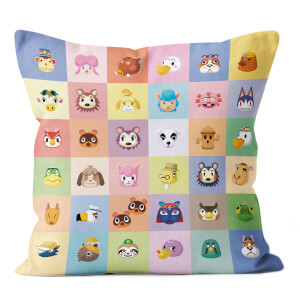 Animal Crossing Characters Cushion