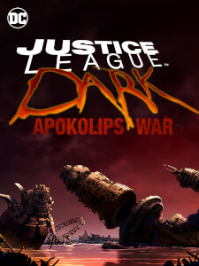 Justice League: Apokolips War-Minifig