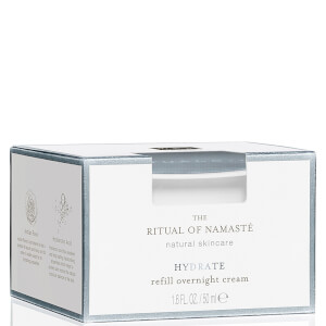 The Ritual of Namasté Hydrating Overnight Cream Refill 50ml