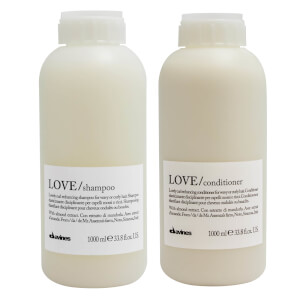 Davines Love Curl Enhancing Shampoo and Conditioner