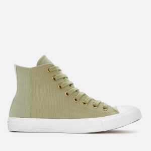 Converse Men Chuck Taylor All Star Hi-Top Trainers - Street Sage/Pale Putty/White