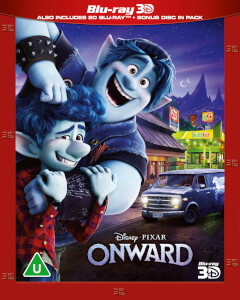 Onward 3D + Blu-ray 2D