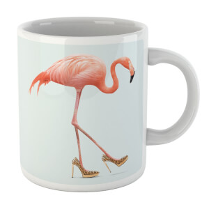 Fancy Flamingo Mug