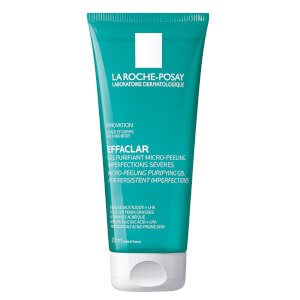 La Roche-Posay Effaclar Micro-Peeling Purifying Gel Wash (Various Sizes)