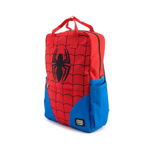 Loungefly Marvel Spiderman Cosplay Nylon Backpack