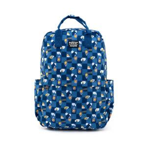 Loungefly Sanrio Sanrio Gudetama Chopsticks Nylon Backpack