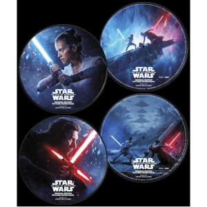 Star Wars: The Rise Of Skywalker (Picture Disc) 2x LP