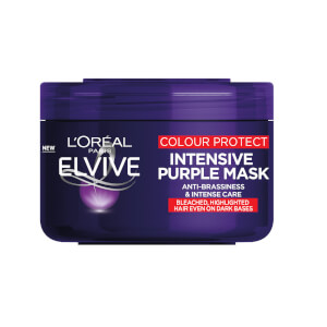 L'Oréal Elvive Colour Protect Anti-Brassiness Purple Mask 250ml