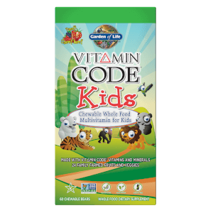Vitamin Code Kids' Multivitamins - Cherry Berry - 60 Chewables