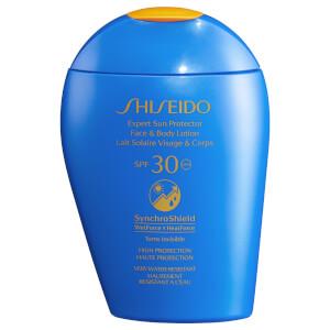 Shiseido Expert Sun Protector Face And Body Lotion SPF30