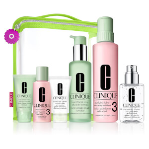Clinique Great Skin Everywhere Dramatically Different Hydrating Jelly Set