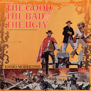 Ennio Morricone - The Good, the Bad and the Ugly (Original Soundtrack) - Colour LP (RSD Exclusive)