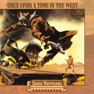 Ennio Morricone - Once Upon A Time In The West (Original Soundtrack) - LP (RSD Exclusive)