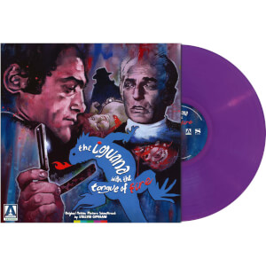 Iguana With The Tongue Of Fire (Translucent Purple Vinyl)