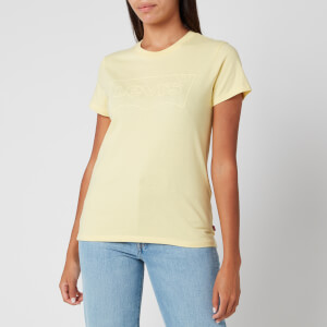 Levi's Women's The Perfect T-Shirt - Lemon Meringue