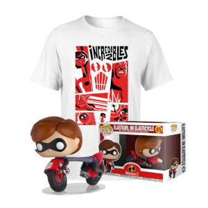 Disney The Incredibles Elastigirl Funko Pop! Vinyl Bundle