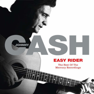Johnny Cash - Easy Rider: The Best Of The Mercury Recordings 2LP