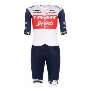Santini Trek-Segafredo Pro Team Sprinter Skin Suit