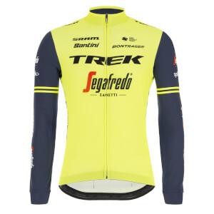 Santini Trek-Segafredo Training Classe Long Sleeve Jersey