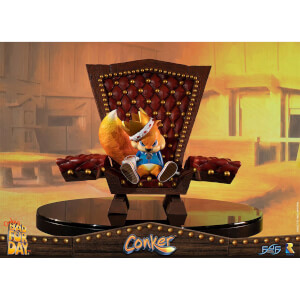 First 4 Figures Conker Resin Statue - Conker