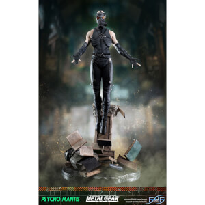 First 4 Figures Metal Gear Solid Resin Statue - Psycho Mantis