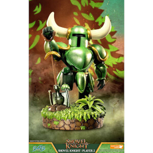 First 4 Figures Shovel Knight Resin Statue - Shovel Knight: Player 2