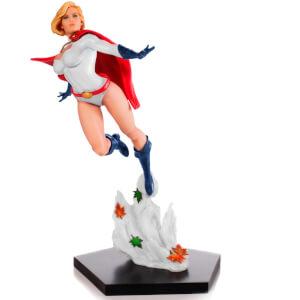 Statuette Power Girl par Ivan Reis à l'échelle 1/10 Art Scale DC Comics 25cm - Iron Studios