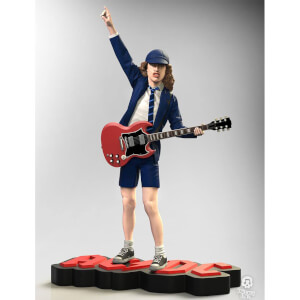 Knucklebonz AC/DC Rock Iconz Statue 1/9 Angus Young II 21 cm