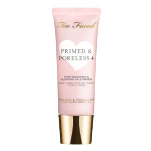 Too Faced Primed and Poreless+ Pore Banishing and Blurring Face Primer 30ml