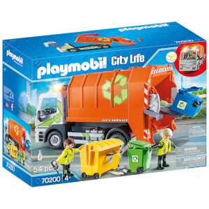 Playmobil City Life Recycling Truck (70200)